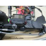 Carbon Fiber Capra Front Axle Plate