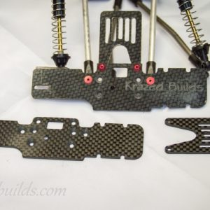 Losi Front Axle Plate