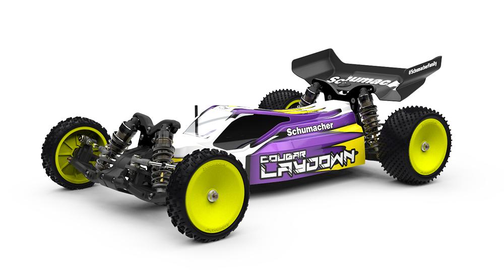 Schumacher Cougar Laydown
